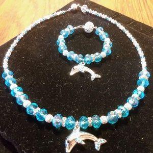 Jewelry - Hand made Kid Jewelry Set